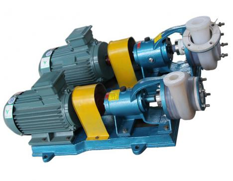 FSB fluorine plastic centrifugal pump